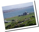 view from Dun I on Iona